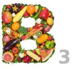 carenza vitamina b3 - niacina