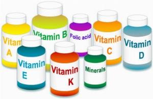 fonti vitamine